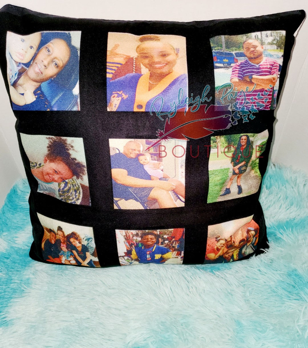 9 Panel Pillows | Ryleigh Paige Boutiqe