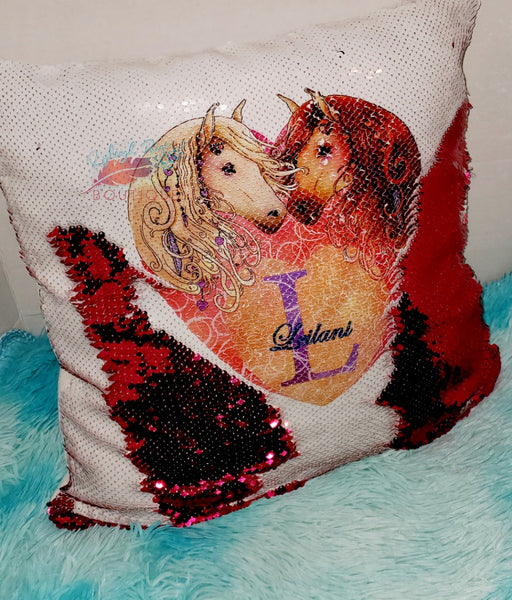 Sequin Pillow | Ryleigh Paige Boutique
