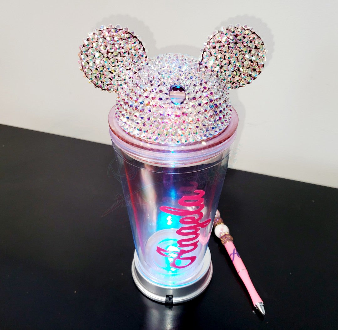 Bling 16 oz Tumbler | Ryleigh Paige Boutique