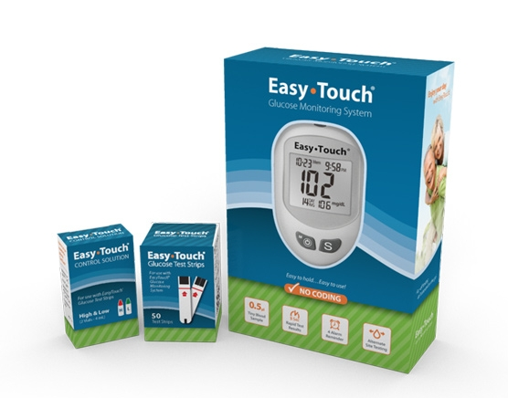 Glucose Meters, Test Strips & Lancets