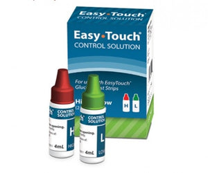 810001 EasyTouch Glucose Control Solution
