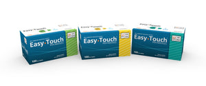 831035 EasyTouch Pen Needles – 50 count, 31g, 3/16″ (5mm), Yellow