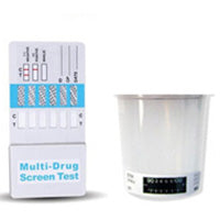 5-Panel Urine Dip Drug Test Kit - Premium