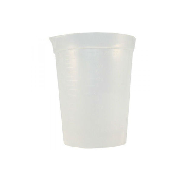 180ml Wide-Mouth Beaker Urine Cup
