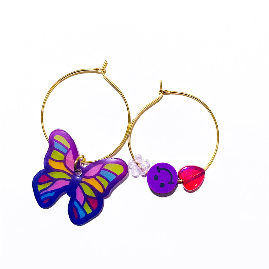 MIMI Hoop Earrings
