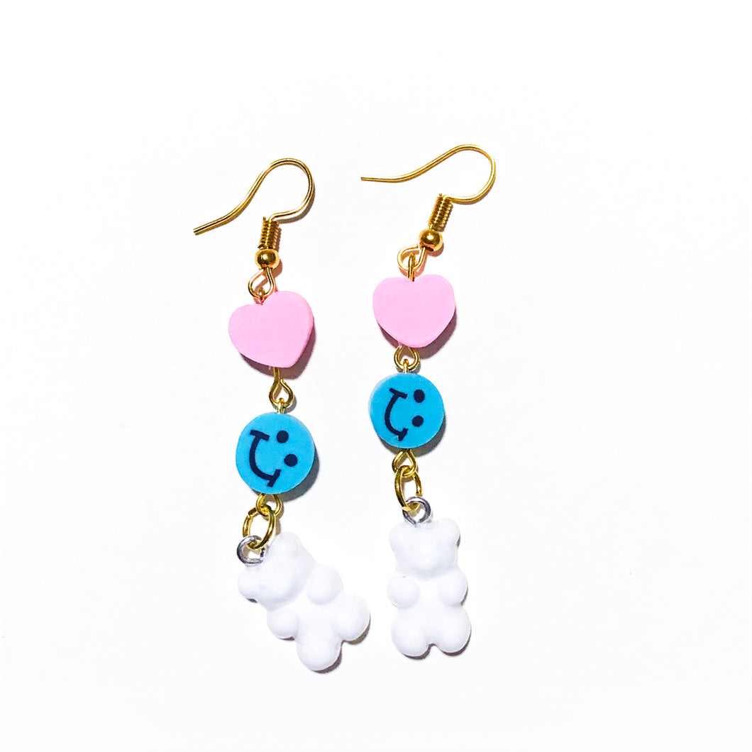 Chill Pill Dangling Earrings