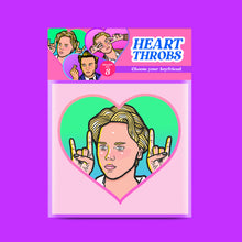 Load image into Gallery viewer, Heartthrobs Sticker Pack