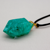 Resin Crystal Necklaces - Tilly Anne Designs