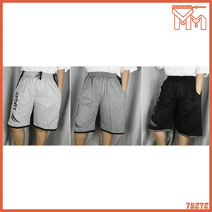 MEN SHORT PANT COLOR RANDOM #75272