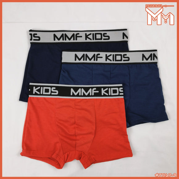 3IN1 CHILD BOY BOXER #77167-9