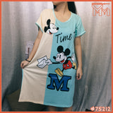 Lady Pajamas #75212 [Mickey Time]