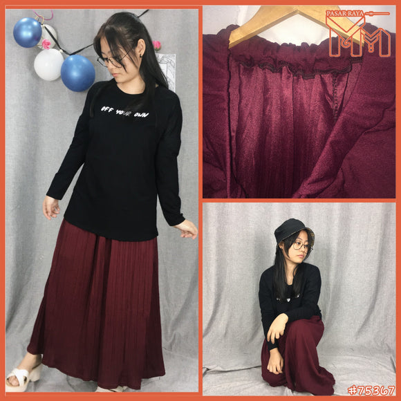 Lady Long Skirt #75367