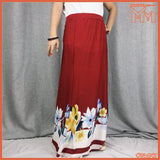 LADY LONG DRESS #76047