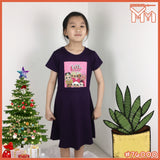 CHILD GIRL DRESS #76000