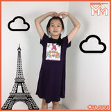 CHILD GIRL DRESS #76003