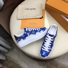 Load image into Gallery viewer, LV Escale Time Out Sneaker