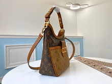 Load image into Gallery viewer, LV Hobo Dauphine