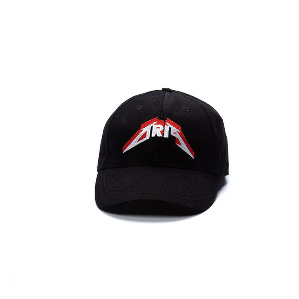 HAT WITH FLAME LOGO