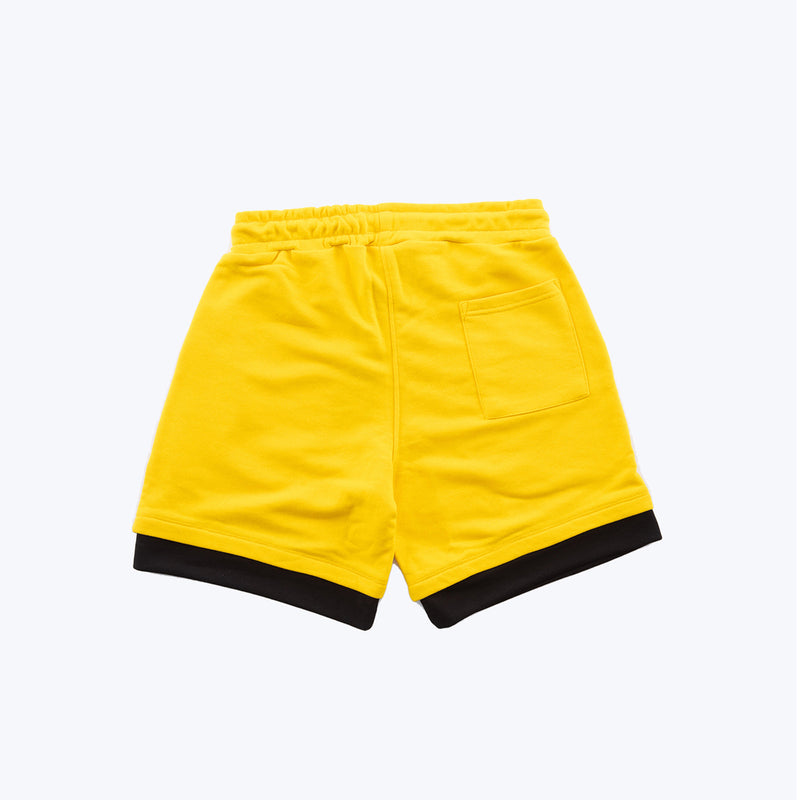 GIANT DRIP SHORTS