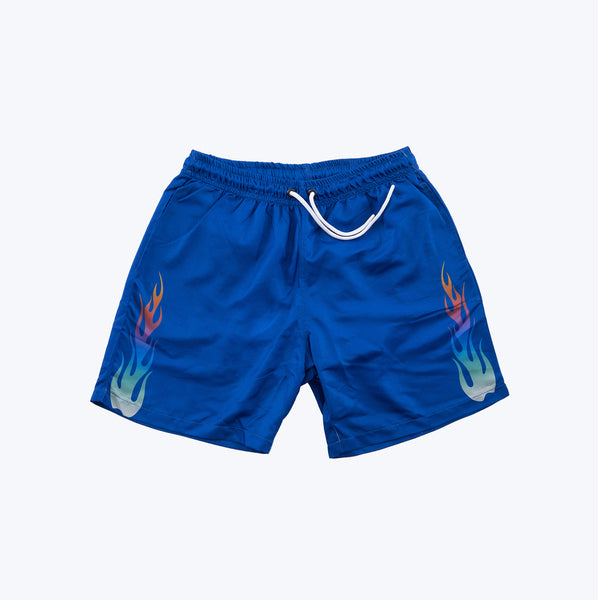 FLAME BLUE SHORTS