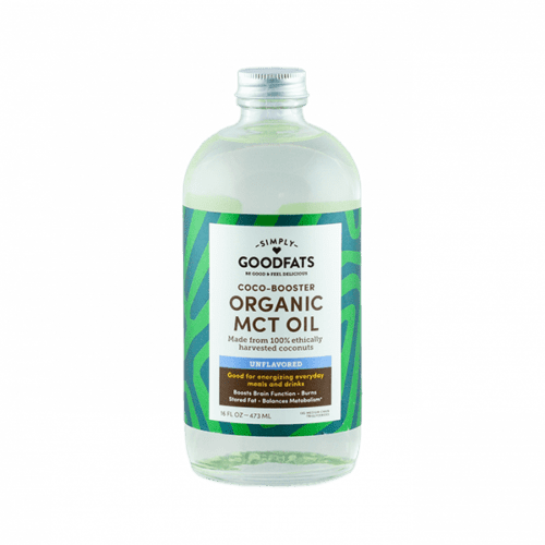 Simply GoodFats Organic MCT Oil