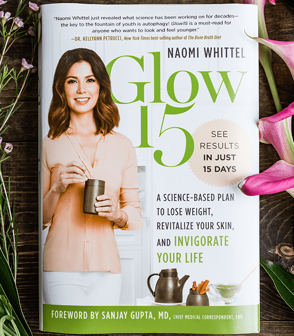 Glow15: A Science-Based Plan to Lose Weight, Revitalize Your Skin, and Invigorate Your Life (Hardcover)
