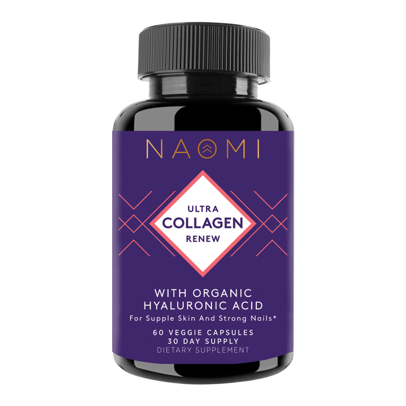 Ultra Collagen Renew with Organic Hyaluronic Acid Capsules