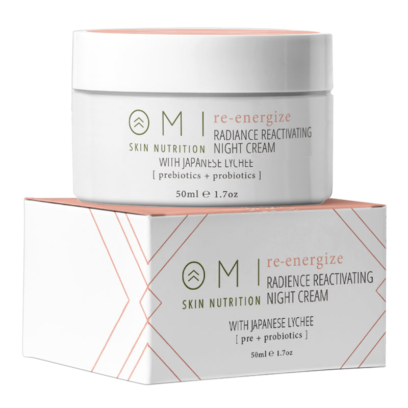 Re-energize Radiance Reactivating Night Cream