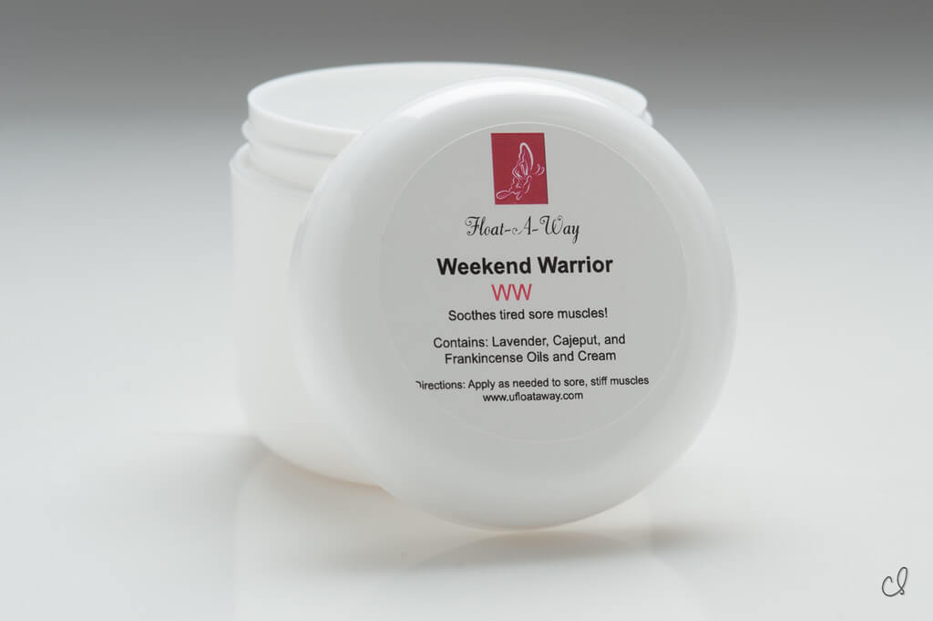 Weekend Warrior Cream