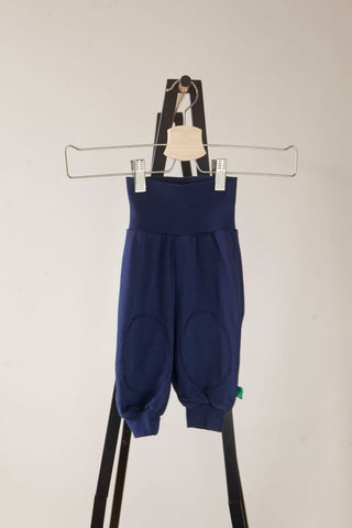 Fred's World ALFA Blue Solid Coloured Pants 0-3m