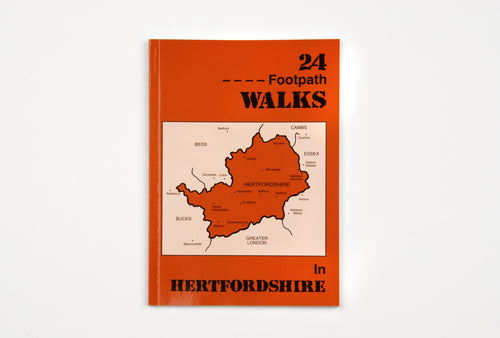 24 Footpath Walks In Hertfordshire