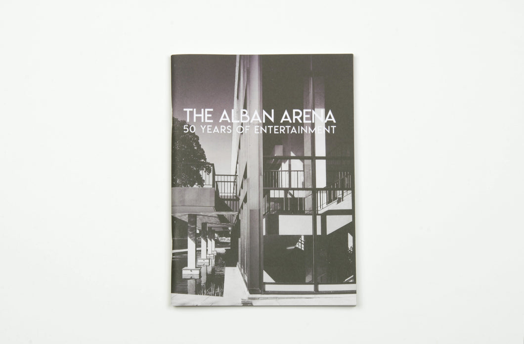 Alban Arena: 50 years of entertainment