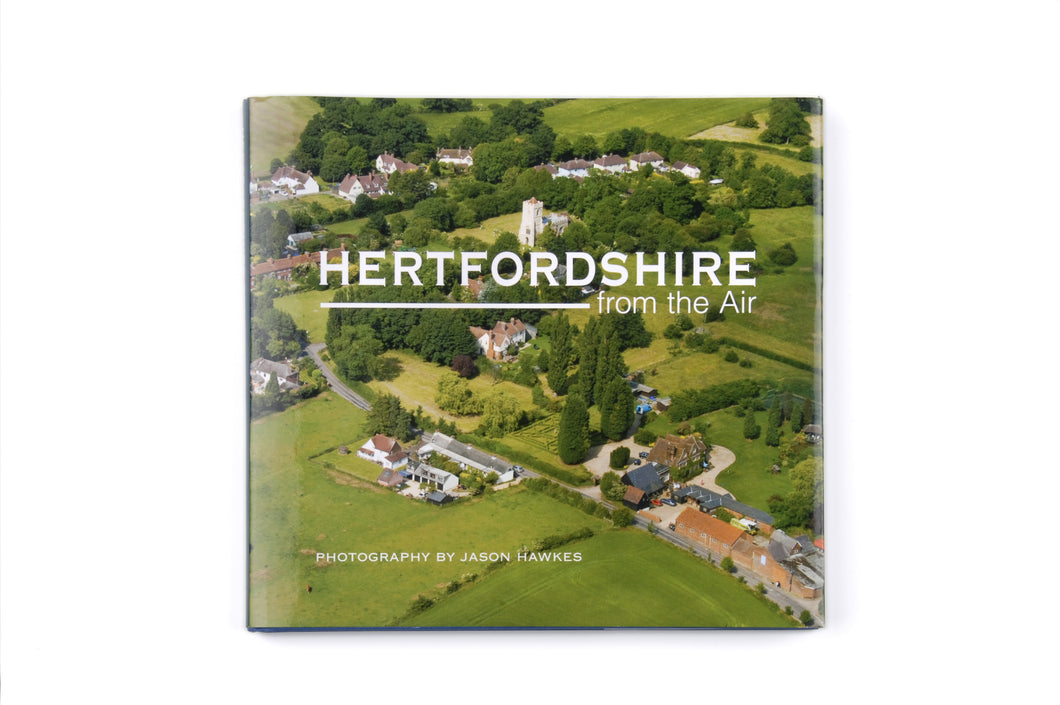 Hertfordshire From The Air by Jason Hawkes