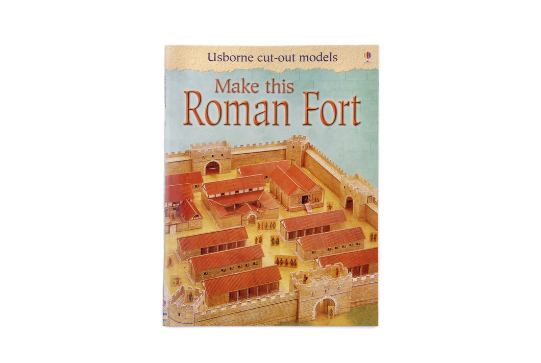 Make This Roman Fort by Lain Ashman