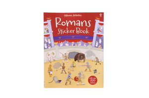 Romans Sticker Book by Fiona Watt