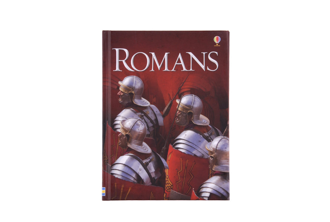 Romans by katie Daynes & David Hancock