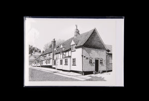 The Six Bells pub greeting card