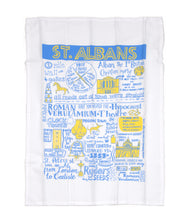 Load image into Gallery viewer, St Albans City Tea Towel by Hannah Sessions