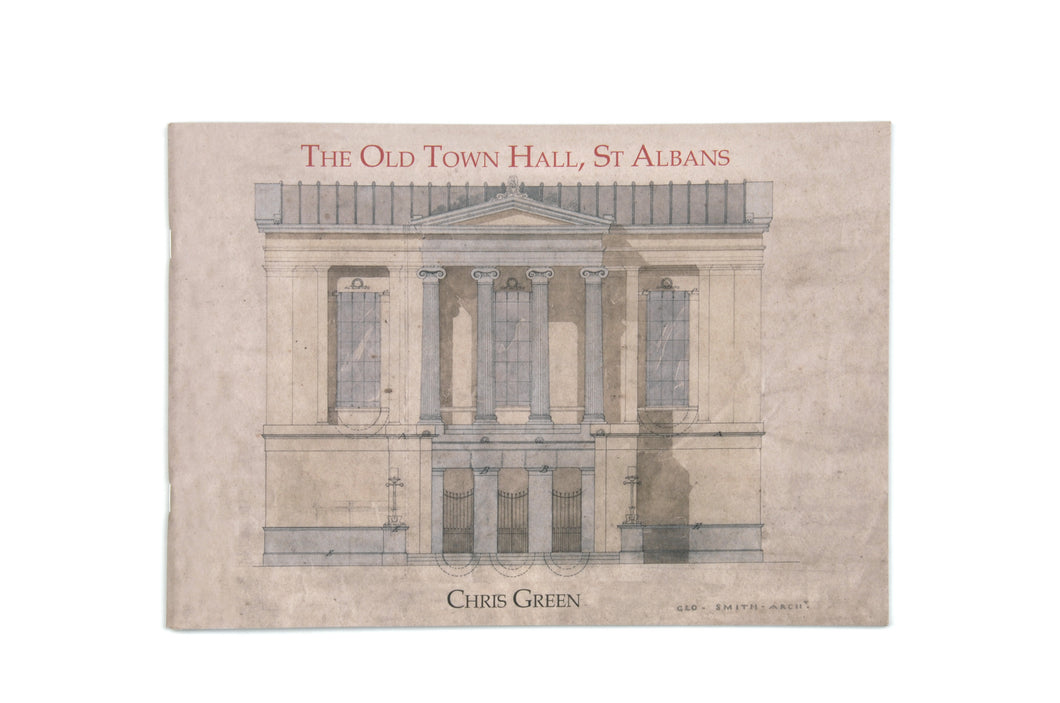The Old Town Hall St Albans by Chris Green
