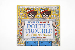 Where's Wally Double Trouble at the Museum