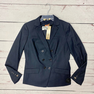 Primary Photo - BRAND: TORY BURCH STYLE: BLAZER JACKET COLOR: NAVY SIZE: 8 OTHER INFO: MSRP $299 SKU: 116-116141-6440