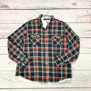 Primary Photo - BRAND: NATURAL REFLECTIONS STYLE: JACKET OUTDOOR COLOR: PLAID SIZE: L SKU: 116-116134-8210