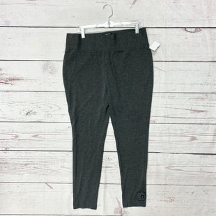Primary Photo - BRAND: TAHARI STYLE: PANTS COLOR: CHARCOAL SIZE: XL SKU: 116-116134-7451