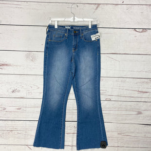 Primary Photo - BRAND: MOSSIMO STYLE: JEANS COLOR: DENIM BLUE SIZE: 0 OTHER INFO: SIZE 25R SKU: 116-116140-7486