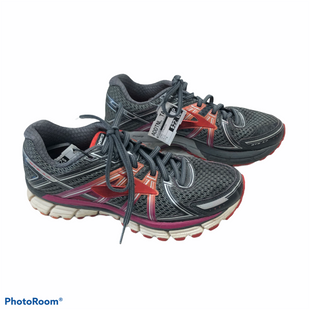 Primary Photo - BRAND: BROOKS STYLE: SHOES ATHLETIC COLOR: MULTI SIZE: 8 OTHER INFO: AS IS SKU: 116-116126-35706