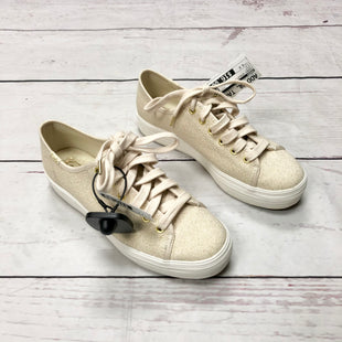 Primary Photo - BRAND: KEDS STYLE: SHOES ATHLETIC COLOR: GOLD SIZE: 6.5 SKU: 116-116126-31197