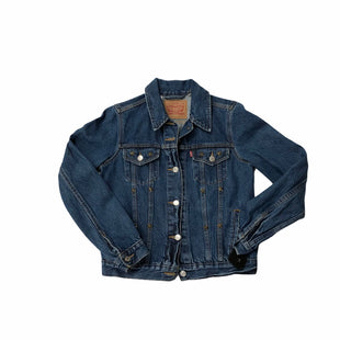 Primary Photo - BRAND: LEVIS STYLE: JACKET OUTDOOR COLOR: DENIM SIZE: S SKU: 116-116134-9781