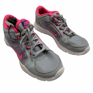 Primary Photo - BRAND: NIKE STYLE: SHOES ATHLETIC COLOR: GREY SIZE: 8 SKU: 116-116126-36062