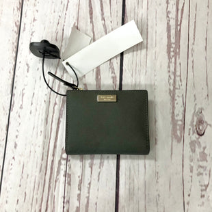 Primary Photo - BRAND: KATE SPADE STYLE: WALLET COLOR: OLIVE SIZE: SMALL OTHER INFO: MSRP $99 SKU: 116-116141-6428