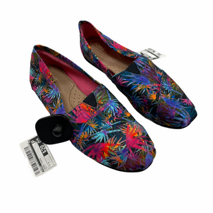 Primary Photo - BRAND: TOMS STYLE: SHOES FLATS COLOR: MULTI SIZE: 7 SKU: 116-116134-9383
